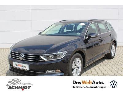 gebraucht VW Passat Variant 2.0 TDI Comfortline Navi