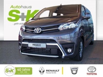 gebraucht Toyota Verso Pro Ace2.0 D L1 5-türig Family Comfort