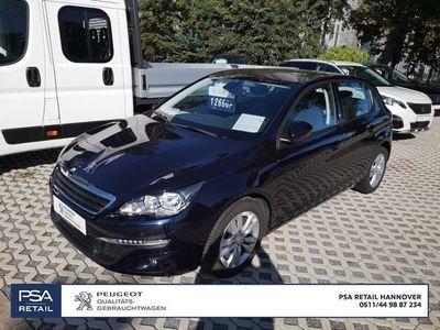 gebraucht Peugeot 308 BlueHDi FAP 120 Active,FAHRSCHULWAGEN