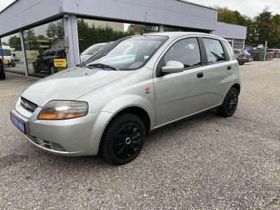 gebraucht Chevrolet Kalos 1.2 mit 65.600Km TÜV NEU