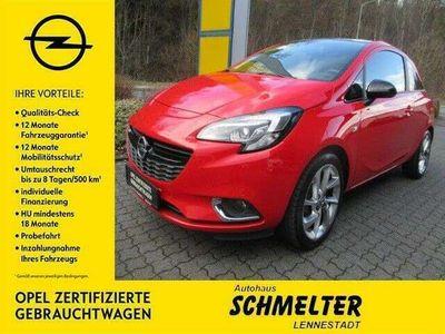 gebraucht Opel Corsa-E Neu E Color Edition Bi Xenon DAB Sitzheizung