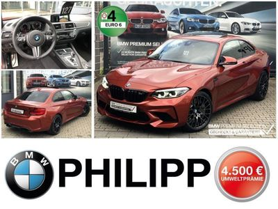 gebraucht BMW M2 Competition Coupé h&k DAB LED WLAN GSD Apple