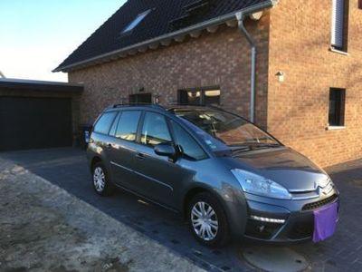 gebraucht Citroën C4 Citröen Picasso7Sitzer Diesel 110 KW 1...