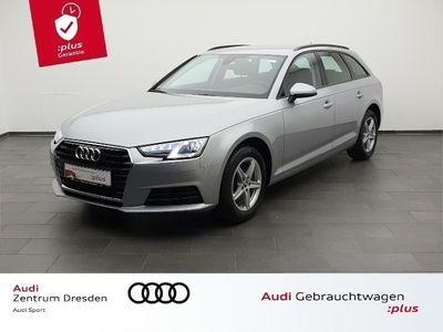 gebraucht Audi A4 Avant 2.0 TDI AHZV/Navi/Xenon
