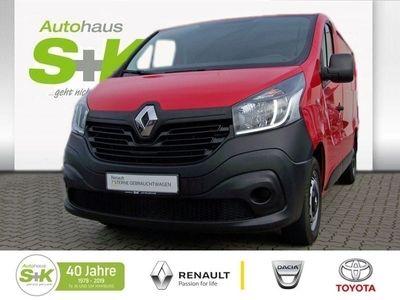 used Renault Trafic Lkw Basis L1H1 90dci AHK ABS