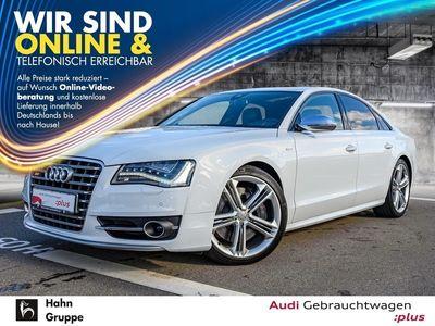 gebraucht Audi S8 4.0TFSI qua LED BOSE ACC SD Luft Cam Navi