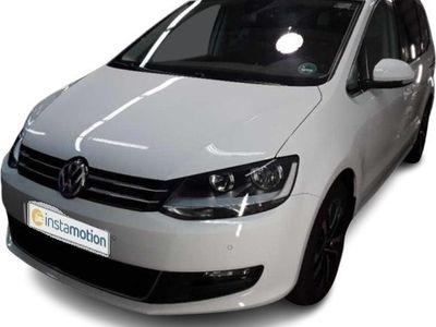 gebraucht VW Sharan Sharan1.4 TSI UNITED Navi e.Klappe ACC App LM17