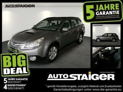 gebraucht Subaru Legacy Outback 2.0 Active Allrad, Xenon, 8-FACH