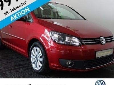 käytetty VW Touran Highline 2.0 TDI DSG Highline*XENON*SHZ*TEMPOMAT*