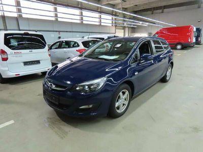 gebraucht Opel Astra 1.6 CDTI DPF ecoFLEX Sports KLIMA NAV