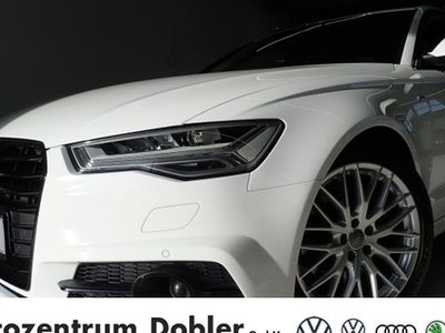 gebraucht Audi A6 Avant 3.0 TDI quattro S-Line ACC LED Optikpaket