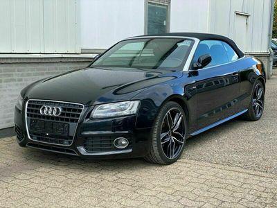 gebraucht Audi A5 Cabriolet 2.0 TFSI S-LINE/XENON PLUS