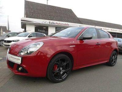 gebraucht Alfa Romeo Giulietta 1.4 Turismo *Navi*Xenon*Sport-P.*SHZ*uvm!