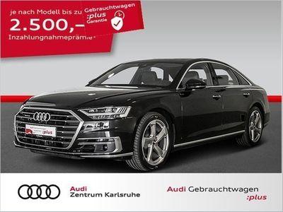 gebraucht Audi A8 50 TDI quattro tiptronic Matrix-LED Panorama