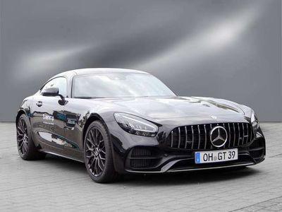 gebraucht Mercedes AMG GT Night Edition Burmester Memory Distro.