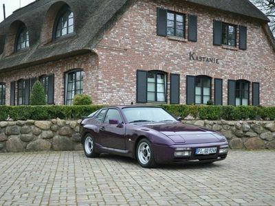 gebraucht Porsche 924 - neu aufgebaut mit Niehoff Breitbau als Sportwagen/Coupé in Hamburg