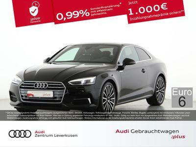 gebraucht Audi A5 Coupe 2.0 sport LEDER NAVI KAMERA LED EU6