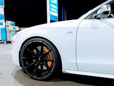 gebraucht Audi RS5 S5 Cabrio, Schalensitze, Carbon, Keyless, B&O,