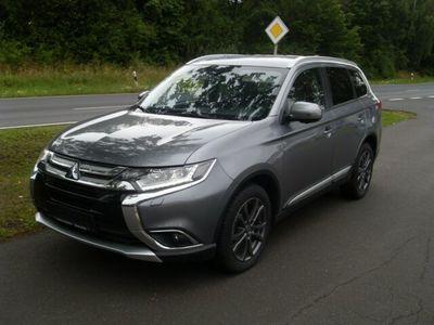 gebraucht Mitsubishi Outlander Edition 100+ 4WD
