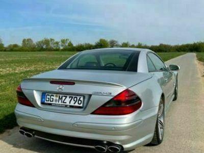 gebraucht Mercedes SL500 Final Edition AMG Paket