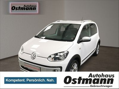 gebraucht VW up! 1.0 cross Klima*Navi