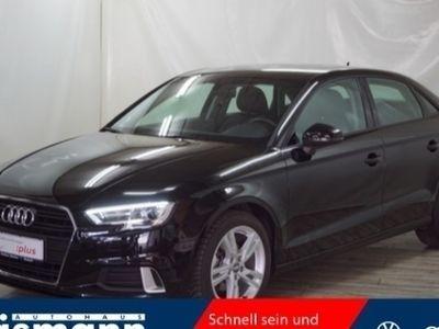 gebraucht Audi A3 Limousine 1.5 TSI sport XENON+NAVI+PDC+GRA