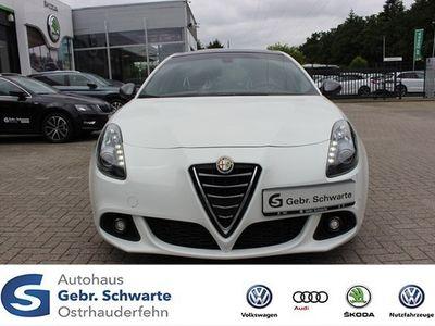 gebraucht Alfa Romeo Giulietta 1,8 TBI 16V Quadrifoglio Verde Navi LM*18 SHZ