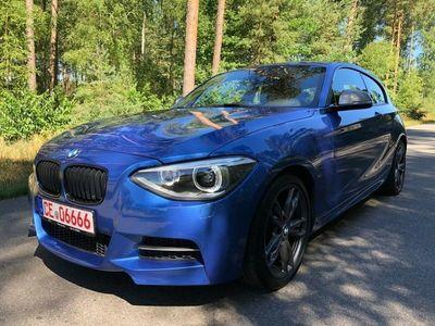 gebraucht BMW M135 i Sport-Aut. M Performance