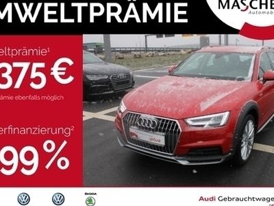 gebraucht Audi A4 Allroad quattro AHK DAB GRA Leder Standh. vir L