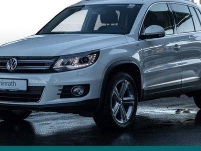 gebraucht VW Tiguan Cup Sport Style 4Motion BMT 2.0 TDI Navi