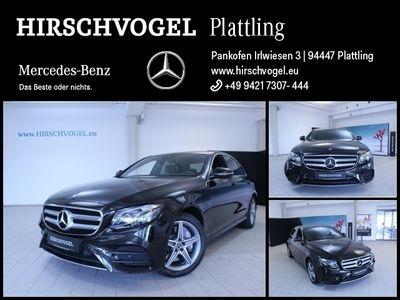 gebraucht Mercedes E300 EAMG-Line+Comand+MULTIBEAM+Kamera+PDC+SHZ