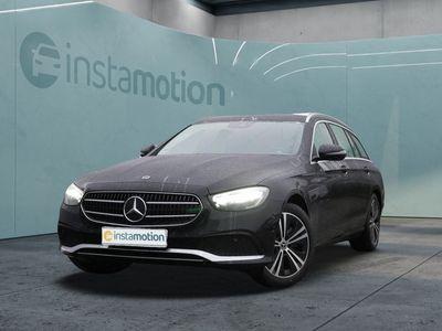 gebraucht Mercedes E200 E200 T Avantgarde Park-Paket AR Navi SHZ Klima