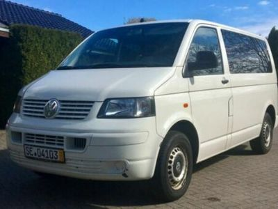 usado VW Shuttle T5 1,9 tdi Klima - Getriebegeräusche -
