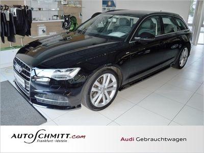 gebraucht Audi A6 Avant 2.0 TDI S-Line Selection Navi Full LED