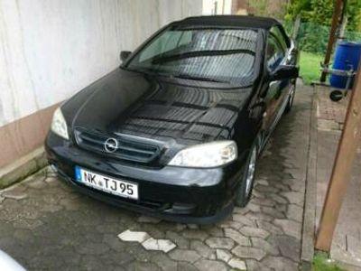 gebraucht Opel Astra Cabriolet G Bertone 1,8l