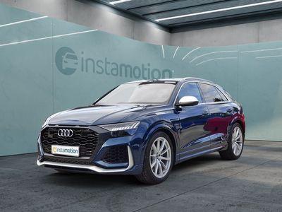 gebraucht Audi RS Q8 RSQ8HD-MATRIX PANO RS-AGA STHZG AHK ACC B&O