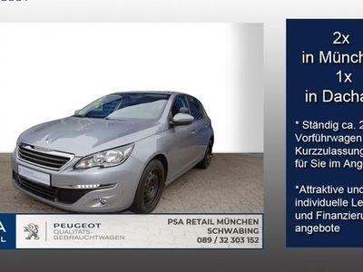 gebraucht Peugeot 308 BlueHDi FAP 120 Active, EPH,SHZ, Tempomat