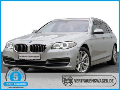 gebraucht BMW 520 dA Touring Comfort PDC SHZ XENON NAVI STANDHZ
