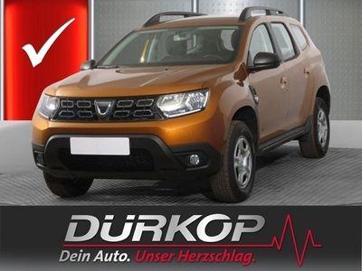 gebraucht Dacia Duster II 1.6 Comfort SCe 115 Tempomat/Klimaanlage/Blueto