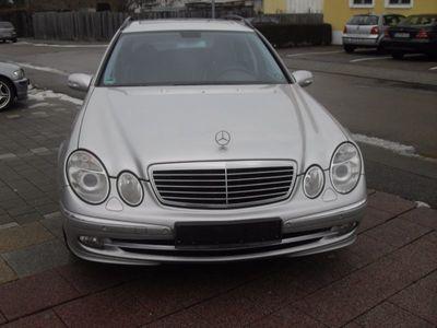 gebraucht Mercedes 320 E- TCDI Avantgarde