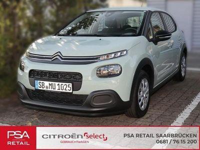 gebraucht Citroën C3 FEEL Pure Tech 82 PS S&S