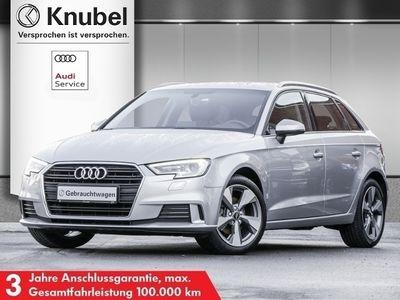 gebraucht Audi A3 Sportback Sport 1.5 TFSI Navi+ VC Technology selection