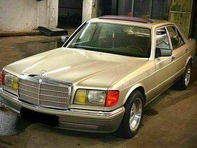 gebraucht Mercedes 420 Mercedesw126 Kult H kennz.