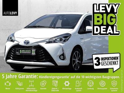 gebraucht Toyota Yaris Hybrid 1.5 Team Deutschland Kamera*SHZ