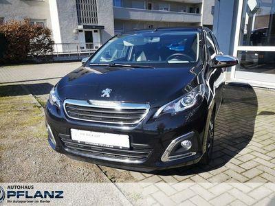 gebraucht Peugeot 108 Allure TOP! 1.2 PureTech 82 5T (EURO 6)