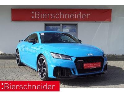 gebraucht Audi TT RS 2.5TFSI Coupe 280kmh SPORTABGAS B&O MATRIX