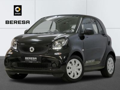 gebraucht Smart ForTwo Coupé 52 kW twinamic cool & audio Cool