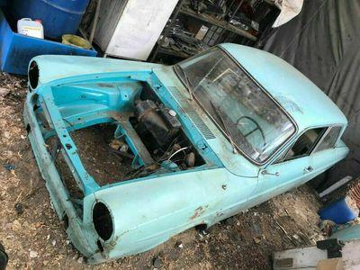 gebraucht Ford Taunus 12M/P4 1.2 Ltr. BJ. 1965 - Scheunenfund als Sportwagen/Coupé in Birkenwerder