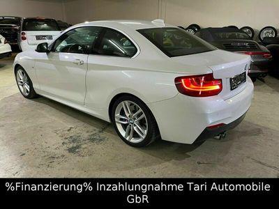 gebraucht BMW 225 dA Coupé Sport-Autom. M-Sportpaket 2.Hd,71tkm