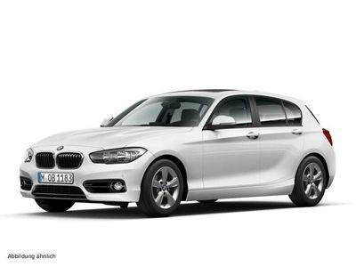 gebraucht BMW 116 1er d EfficientDynamics Edit. Sport Line